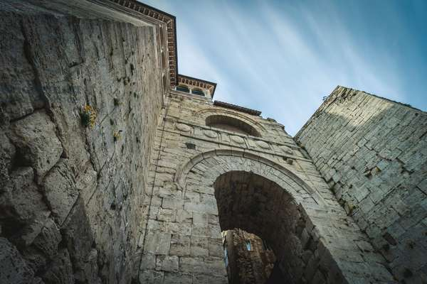 Arco Etrusco, Perugia, Italy (photo)