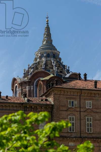 Chapel of the Holy Shroud, Turin, Italy (photo)