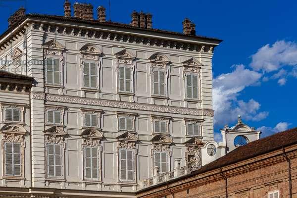 Palazzo Reale, Turin, Italy (photo)