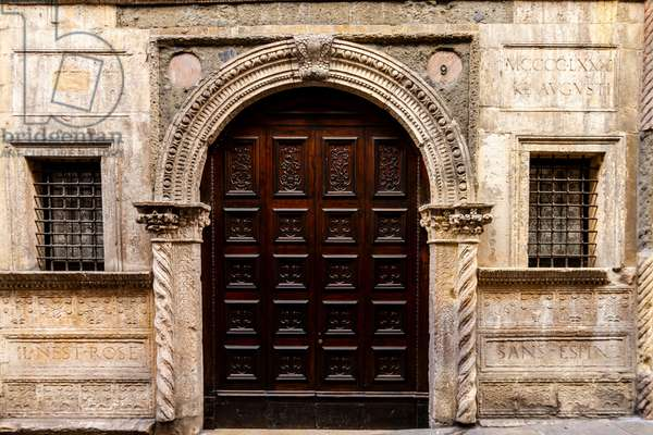 Casa Pigafetta, Vicenza, Veneto, Italy (photo)