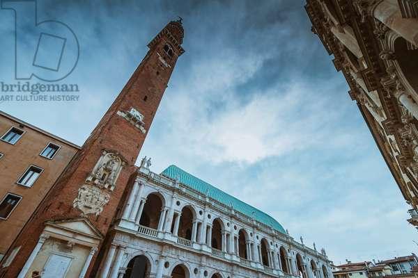 Basilica Palladian, Vicenza, Veneto, Italy (photo)
