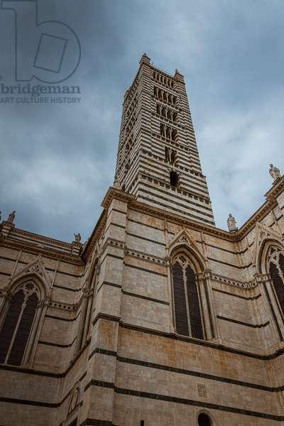 Il Duomo, Siena, Italy, (photo)
