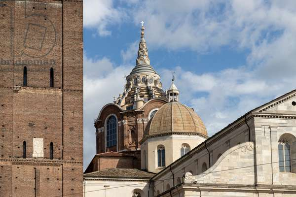 Guarini Cathedral and Chapel, Turin, Italy, 2020 (photo)