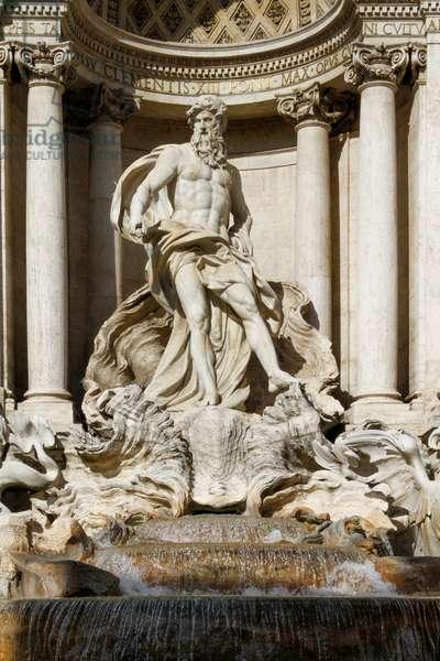 Trevi Fountain, Rome, Italy (photo)