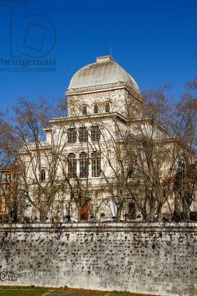 Synagogue, Rome, Italy (photo)