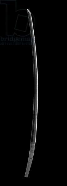Tachi, 13th-14th century (tempered steel)