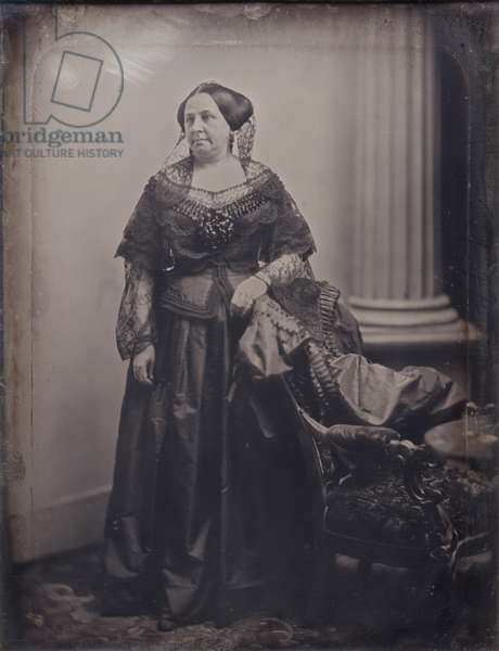 Mrs. Harrison Gray Otis, 1845-61 (daguerreotype)