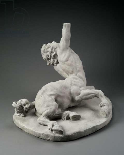 Dying Centaur, 1869 (plaster)