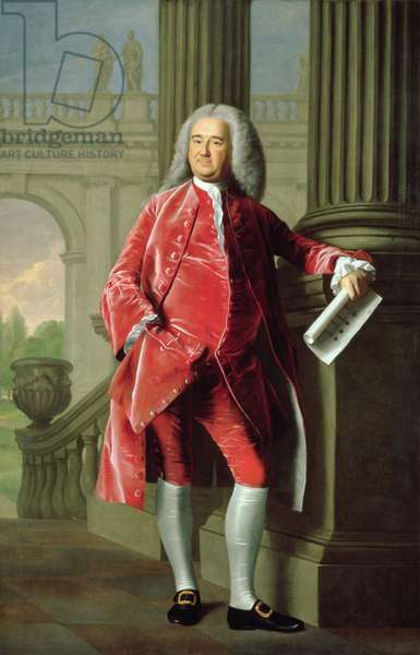 Nathaniel Sparhawk, 1764 (oil on canvas)