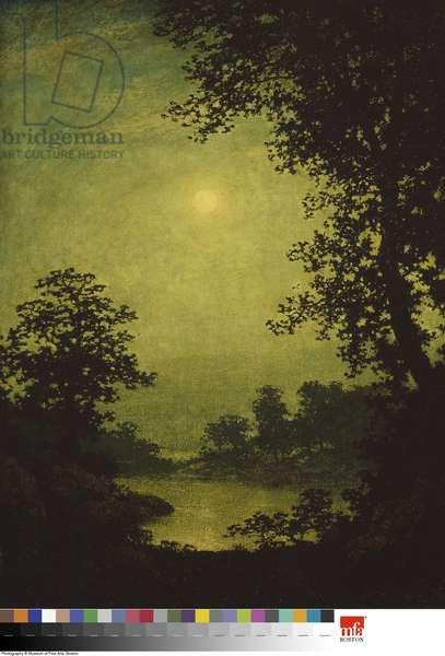 Moonlight Sonata, c.1889-92 (oil on canvas)
