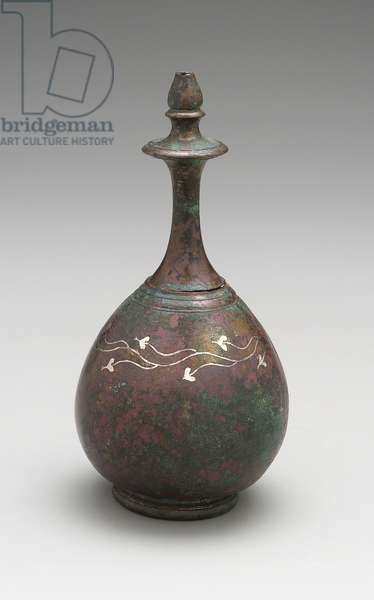 Pear-shaped vase (perirrhanterion) (bronze)