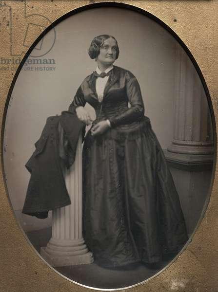 Charlotte Saunders Cushman (1816-76) c.1853 (daguerreotype)