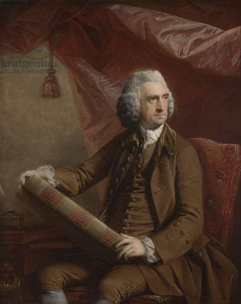 Benjamin Vaughan (1751-1835) 1768 (oil on canvas)