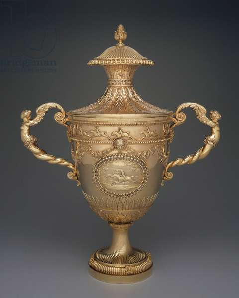 The Richmond Race Cup, 1764 (silver gilt)
