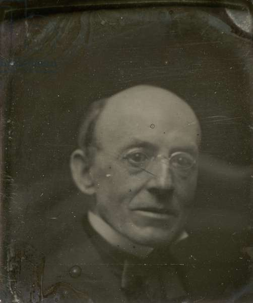 William Lloyd Garrison (1805-79) 1845-61 (daguerreotype)