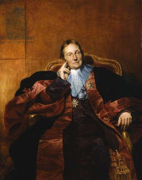 Marquis de Pastoret, 1829 (oil on canvas)