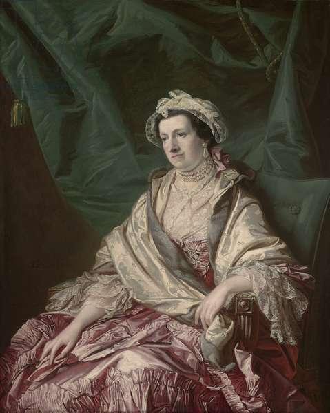 Hannah Vaughan, 1768 (oil on canvas)