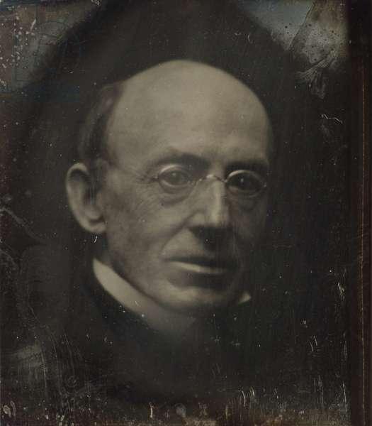 William Lloyd Garrison (1805-79) 1845-61 (daguerreotype)