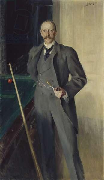 George Peabody Gardner, 1899 (oil on canvas)