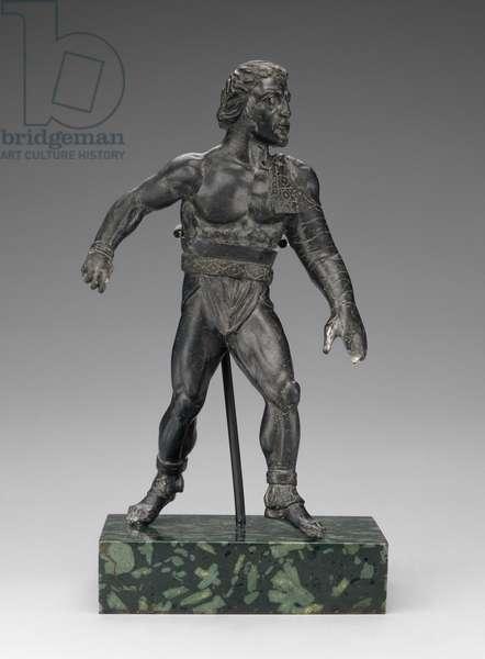 Gladiator, c.150 AD (bronze)