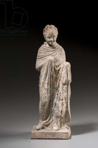 Standing Girl (terracotta)