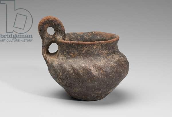 Proto-Villanovan Cup, 1020-950 BC (ceramic)