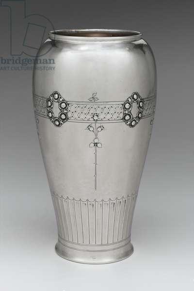 Vase, 1914 (silver)