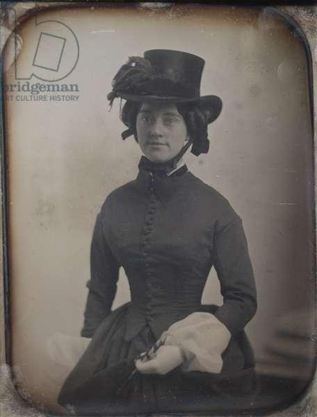 Grace Greenwood (1823-1904) 1845-61 (daguerreotype)