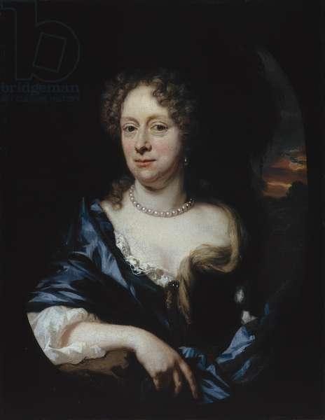 Portrait of Helena van Heuvel, c.1677 (oil on canvas)