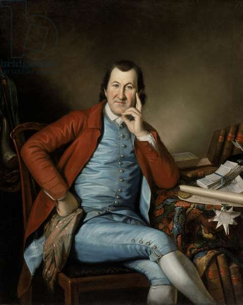 Timothy Matlack, c.1790 (oil on canvas)