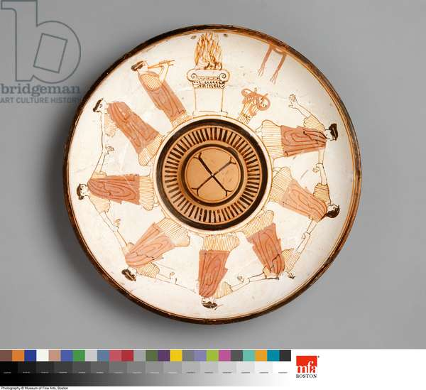 Libation bowl (phiale)