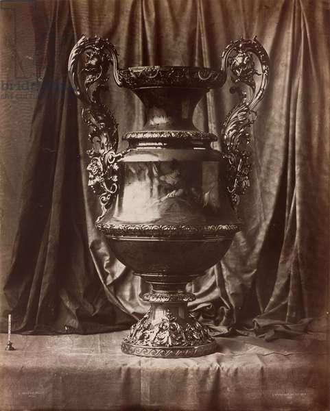 Sevres Vase, 1855 (salt print)