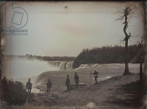 Niagara Falls, c.1855 (daguerreotype)