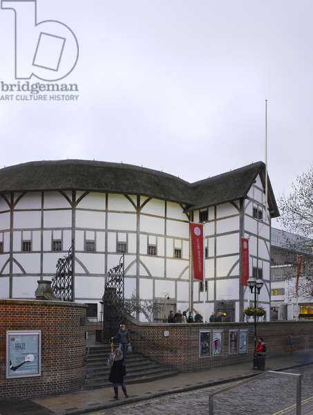 Shakespeare's Globe (photo)