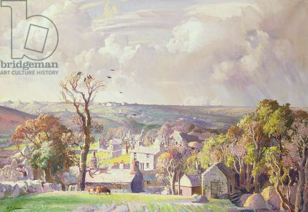 Nancledra: Old Cornish Village