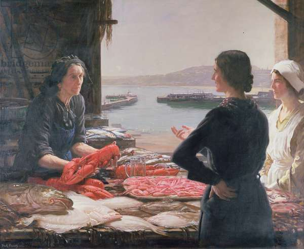 The Fish Stall