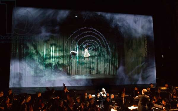 The Magic Flute performed by the English National Opera