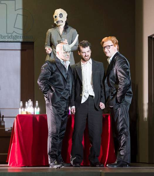 Don Giovanni - English National Opera directed by Richard Jones.