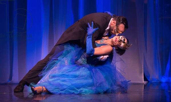 Immortal Tango  at  Peacock Theatre