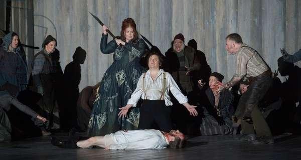 Norma - English National Opera