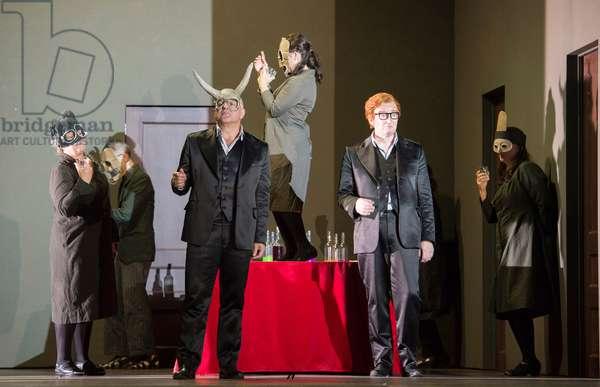 Don Giovanni - English National Opera directed by Richard Jones.