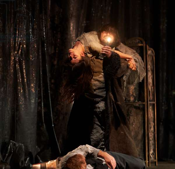 James Thierree / Compagnie du Hanneton presents The Toad Knew at Sadler's Wells Theatre.