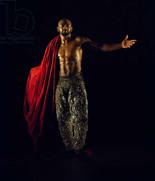 Boy Blue Entertainment present Blak Whyte Gray at the Barbican Theatre