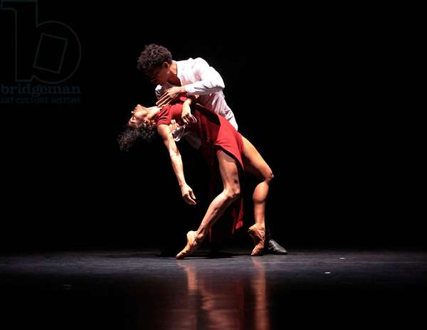 Acosta Danza Debut at Sadler's Wells. London