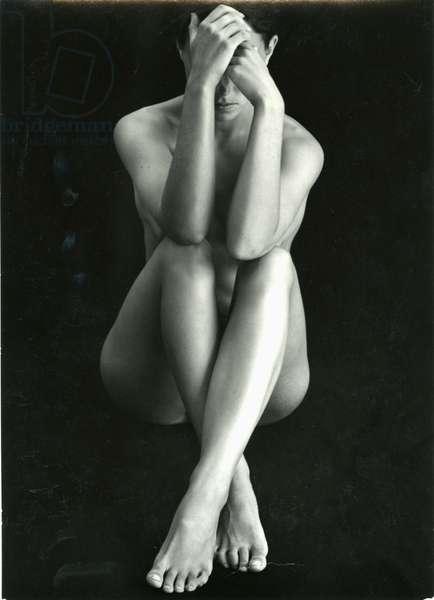 Classic Nude, c. 1975 (silver gelatin print)