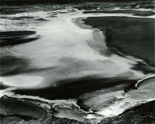 Dante'S View, California, 1969 (silver gelatin print)