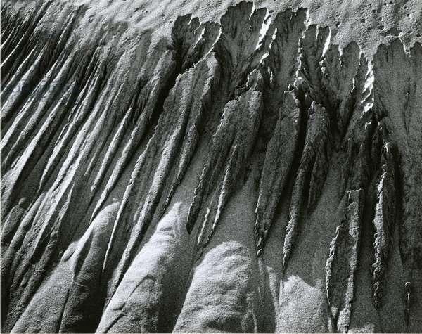 Sand, Oregon, 1967 (silver gelatin print)