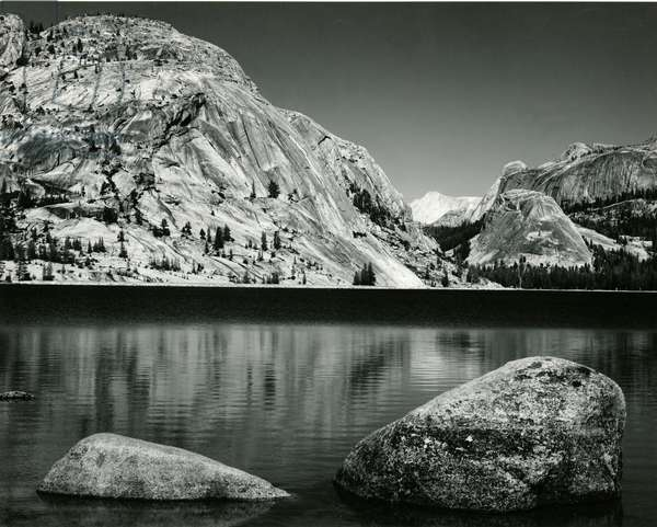 High Sierra, California, 1963 (silver gelatin print)