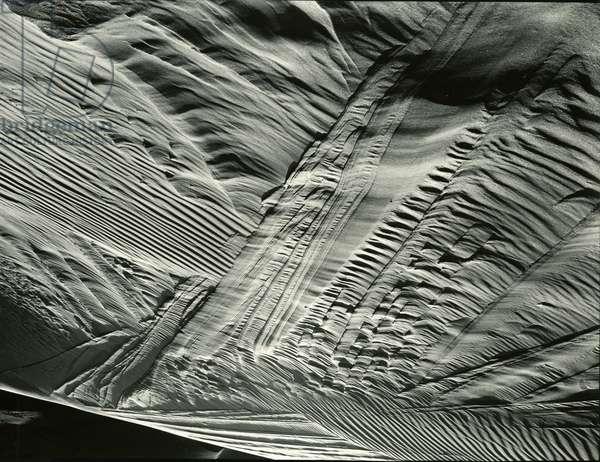 Dune, Detail, c.1950 (silver gelatin print)