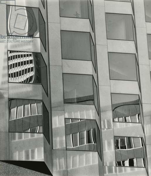 Bank Of America Building, San Francisco, 1975 (silver gelatin print)